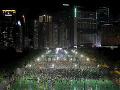 FOTO+VIDEO Na nedeľňajšom proteste v Hongkongu sa malo zísť až 1,7 milióna ľudí