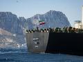 VIDEO Americká snaha vyšla navnivoč: Iránsky supertanker vyplával do medzinárodných vôd