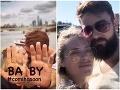 Mirka Partlová (34) po supertajnej svadbe s o 9 rokov mladším: Je tehotná!