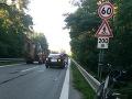 Tragédia pri Malackách: FOTO Cyklista neprežil, vodič spravil hroznú chybu, polícia varuje