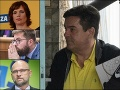 Politici reagujú na ďalšiu časť zverejnenej komunikácie medzi Kočnerom a Zsuzsovou