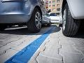 Petržalka chce zavádzať pilotný parkovací systém