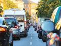Hlavné mesto opäť preverí trpezlivosť vodičov: Zdržíte sa na viacerých miestach