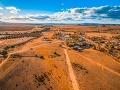 Sucho v Austrálii neustále pretrváva: Viaceré mestá budú čoskoro bez vody