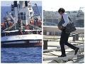 Prokurátor nariadil zadržať loď