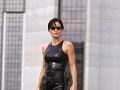 Carrie-Anne Moss v Matrixe