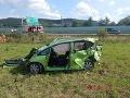 Pod dopravnú nehodu v Banskobystrickom kraji sa podpísal mikrospánok.