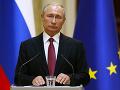 Putin pokračoval vo svojej pesničke: Výbuch v Rusku nepredstavoval žiadnu radiačnú hrozbu