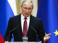 Putin prichádza s prísľubom: Na americký raketový test má symetrickú odpoveď