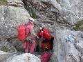 FOTO Dramatická záchrana Poliakov v Tatrách: Desivé zvuky z jaskyne, chrapot osoby v agónii