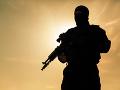 Iracké bezpečnostné sily zaútočili