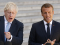 Macron tvrdí, že írska poistka pri brexite je nenahraditeľná: Johnson trvá na opaku