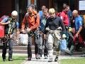 FOTO Po vyše týždni našli telo jedného z uviaznutých jaskyniarov: Jeho kolega je stále nezvestný