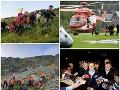 V poľských Tatrách si búrka vyžiadala 4 mŕtvych a cca 150 zranených.