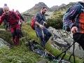 Horskí záchranári opäť v akcii: 82-ročný holandský turista precenil v Tatrách svoje schopnosti