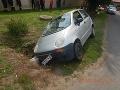 Chodec pri nehode utrpel vážne zranenia, zrazila ho žena, ktorá nemá vodičský preukaz.