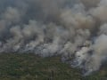 Požiare v Brazílii si