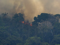 Prezidenti Peru a Kolumbie chcú zvolať mimoriadny summit: Dôvodom sú požiare v Amazónii