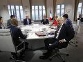 Lídri G7 rokovali o Rusku: Na návrat do skupiny je priskoro, spoluprácu posilňujú