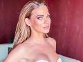 Štýlová, sexy a elegantná, Andrea Verešová je známa svojím dokonalým vkusom