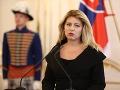 Mimoriadne vyhlásenie prezidentky Čaputovej: Niekto sa tu pokúsil cynicky vyrobiť štát v štáte
