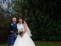 Na snímke manželia Stuart a Danielle.
