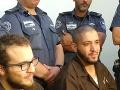 Alí Armúš (vľavo) a Amín Jásín na súde