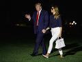 Tajné stretnutie Melanie s Kimom? Šéf USA Trump opäť perlil, Biely dom reagoval okamžite