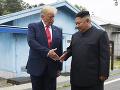 Trump do Severnej Kórei nepôjde: Nie je ten správny čas na návštevu Pchjongjangu