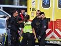 Krvavá dráma v Prahe: Matka mala dobodať synčeka (†9), desivé FOTO podozrivej, celá od krvi