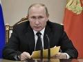 Putin o telefonáte Trumpa so Zelenským: Nevidím tam nič kompromitujúce