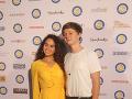 Detské hviezdy Oteckov Karin Quayumová a Richard Labuda.