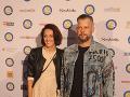 Režisér Pepe Majeský, ktorý stojí za šou Tvoja tvár znie povedome s manželkou Silviou.