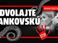 Protesty proti odvolaniu Jankovskej