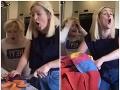 Kruté VIDEO, ako sa matka zabáva na svojich synoch, ktorí pri pohľade na jej dokaličenú ruku kričia od hrôzy