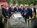Ivan Čierny, Richard Raši, Peter Gajdoš, Andrej Danko, Peter Pellegrini, Ján Hoľko, Ján Nosko a Roman Benčík.