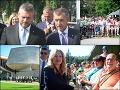 VIDEO Najväčšie oslavy SNP v dejinách Slovenska: Veľkolepá vojenská prehliadka a tisícky vojakov