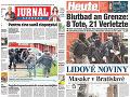 O krvavej dráme informovali aj zahraničné médiá.