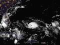 Hurikán Dorian opäť zosilnel: Bahamy a Florida sa pripravujú na najhoršie