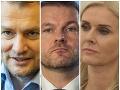 Matovič chce kvôli neodvolaniu Jankovskej Pellegriniho hlavu: Ostrá reakcia premiéra, čo mu odkázal?