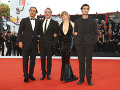 Hlavnými hviezdami premiéry filmu An Officer and a Spy boli Alexandre Desplat, Jean Dujardin, Emmanuelle Seigner a Louis Garrel.