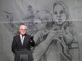 VIDEO Skláňam hlavu a žiadam o odpustenie! Prezident sa ospravedlnil obetiam nemeckej agresie