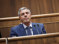 Bugár otvoril 9. deň septembrovej schôdze, plénum bolo takmer prázdne