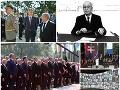 Husák nás chcel pripojiť k Sovietskemu zväzu: Šéf parlamentu Danko ho velebil v príhovore