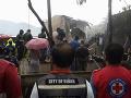 Tragédia na Filipínach: VIDEO Pri havárii zdravotníckeho lietadla zahynulo deväť ľudí