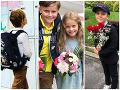 Müller, Kollár, Parišková a ďalší: Deti známych Slovákov vyrazili do školy!