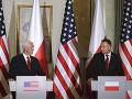Trumpova myšlienka sa nestretla s pochopením: Duda je proti znovuzačleneniu Ruska do skupiny G7