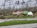 Škody po hurikáne sú obrovské