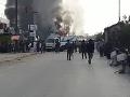 Výbuch v Kábule bol