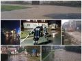Hrôzostrašné VIDEO V Česku sa vylial rybník, ulicami sa valilo bahno, škody aj na Slovensku